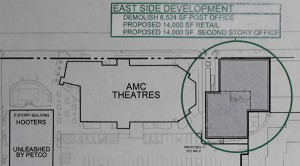 East Side Proposed Development