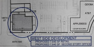 West Side Proposed Development